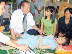 Cai nghiện bằng phương pháp châm cứu – GS.TSKH. Nguyễn Tài Thu