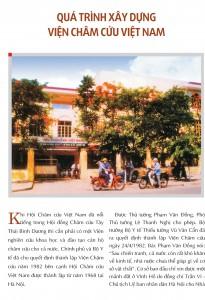 Quá trình xây dựng Viện Châm cứu Việt Nam