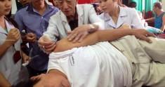 Lớp Tập Huấn Châm Cứu Truyền Nghề Của Giáo Sư Nguyễn Tài Thu Tại BV Nguyễn Tri Phương TPHCM P9