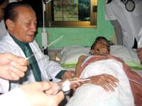 Lớp Tập Huấn Châm Cứu Truyền Nghề Của Giáo Sư Nguyễn Tài Thu tại Bệnh viện Nguyễn Tri Phương TP.Hồ Chí Minh P7