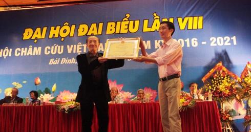 Những hình ảnh đẹp tại Đại hội Hội Châm cứu Việt Nam lần thứ VIII nhiệm kỳ 2016-2017